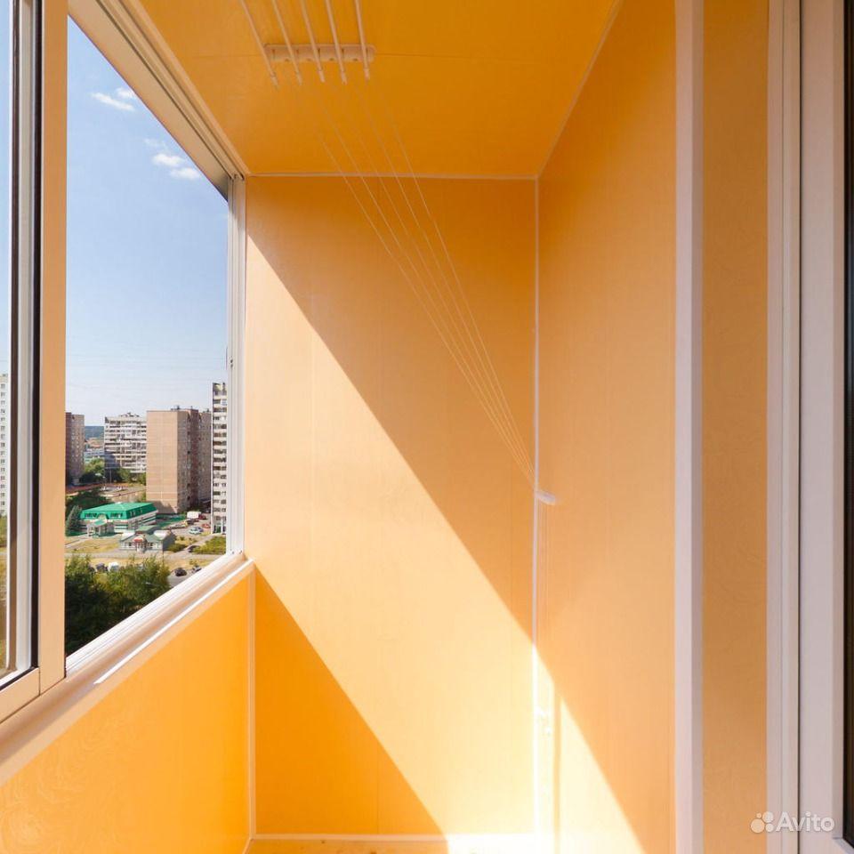 Ремонт балконов москве..