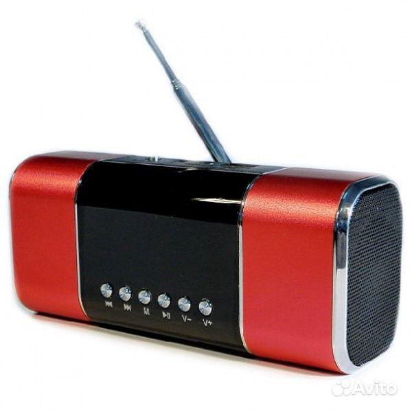 a1e1bc8cdc0f Спикер-колонка MuSky HJ-91 с FM-радио ...