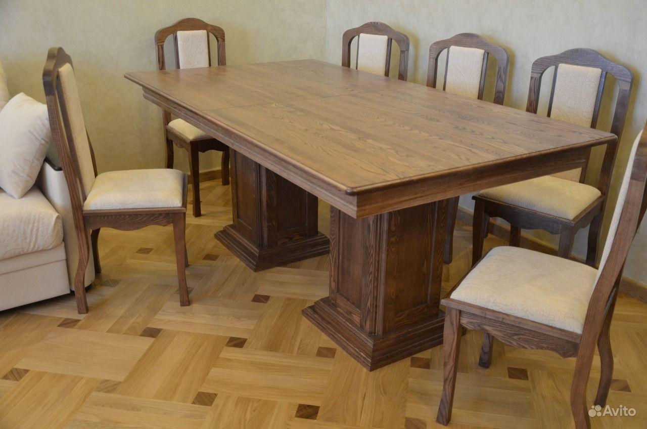 Объявление - стол обеденный со стульями купить в москве на b.