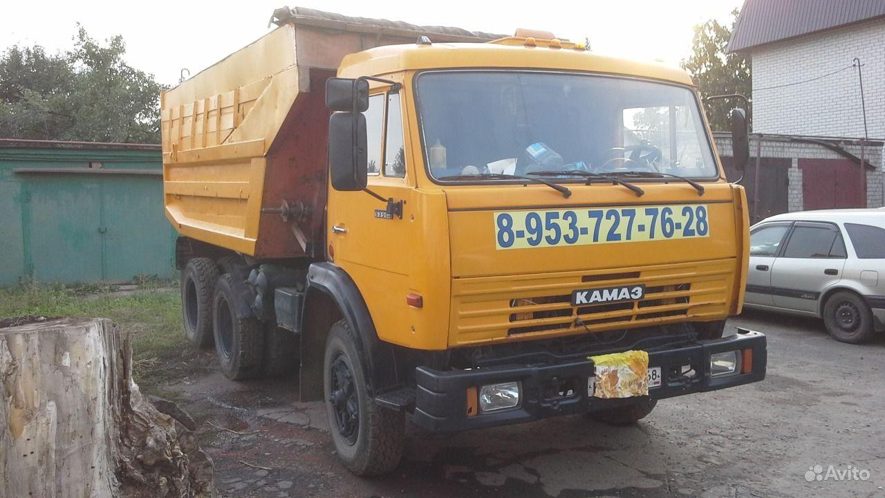 Камаз 5511. Тамбовская область,  Тамбов