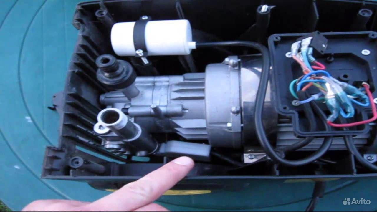 Автомойки высокого давления своими руками фото