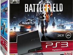 Sony Playstation 3 Slim 320 Gb Battlefield 3
