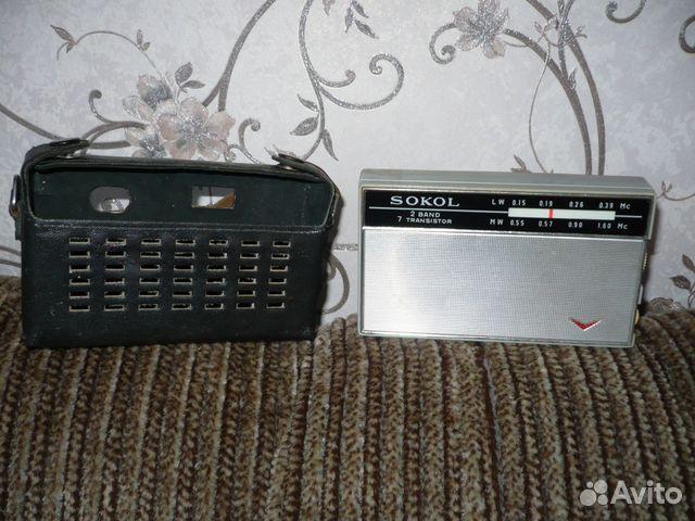 Радиоприёмник сокол 403