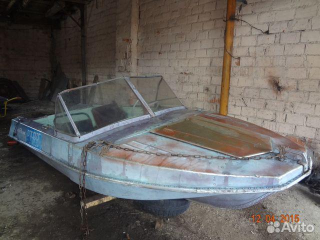 моторная лодка обь 1: