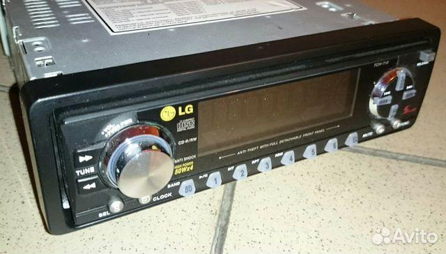Автомагнитола LG TCH-710