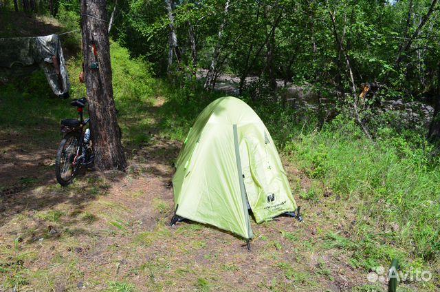 Туристические палатки Tramp (Трамп) - купить - Санкт