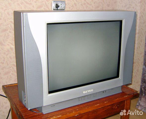 Телевизор evgo ET-2180, Б/У,