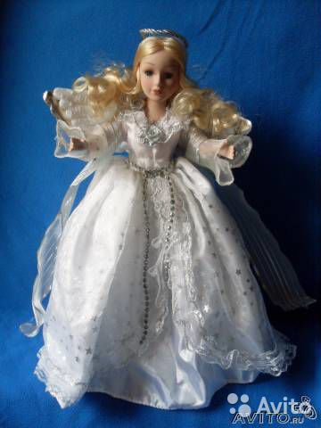 Кукла ангел из ткани видео