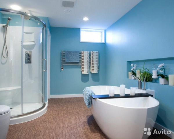 Paint colors for small bathrooms photos
