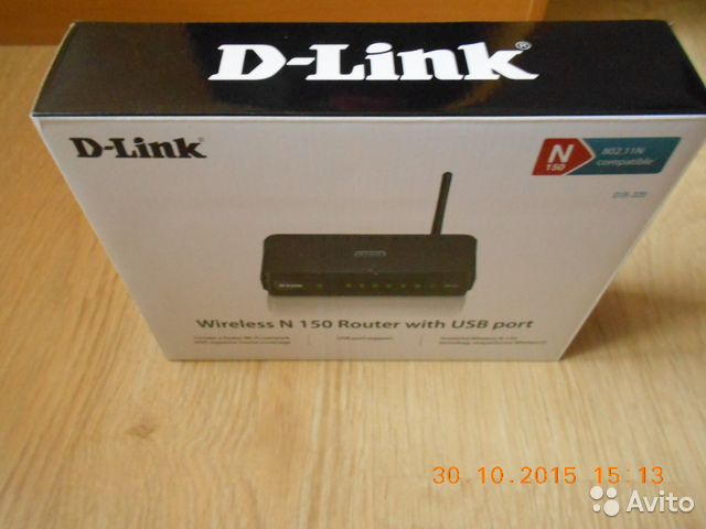 Wi-Fi роутер D-Link DIR-32 /NRU - купить wi-fi - Евросеть