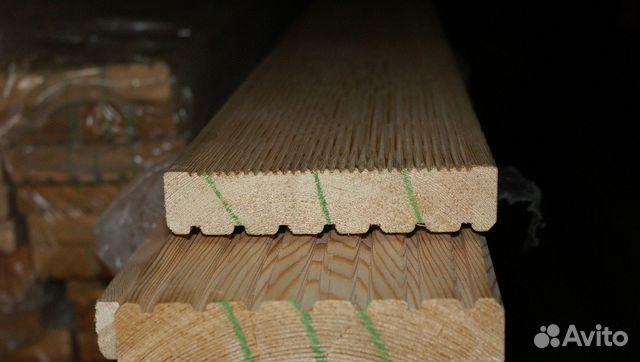 Террасная доска из древесно-полимерного композита < Строительство