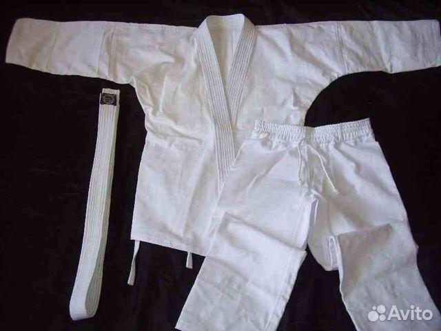 Кимоно для каратэ сшить своими руками