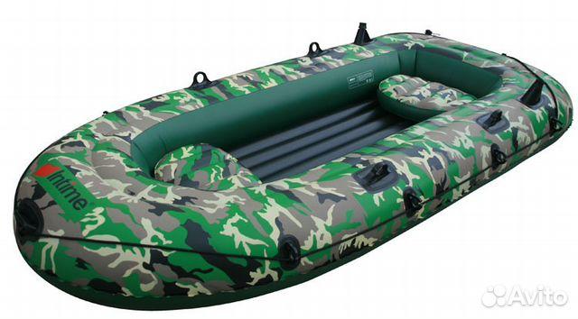 Дешевые китайские лодки надувные