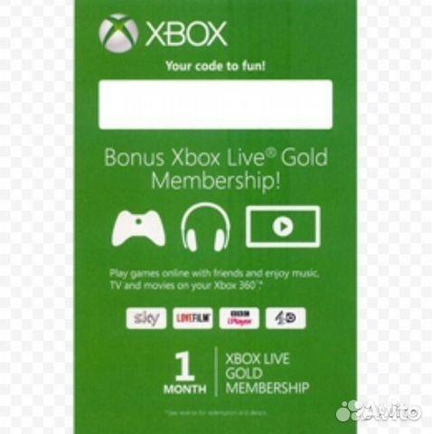 Стоимость gold статуса в xbox