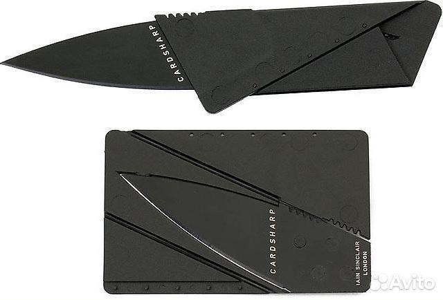 Нож-визитка своими руками 42