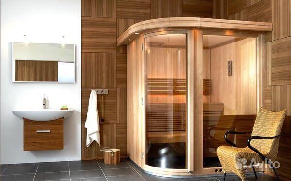 мини баня в квартире пенза: