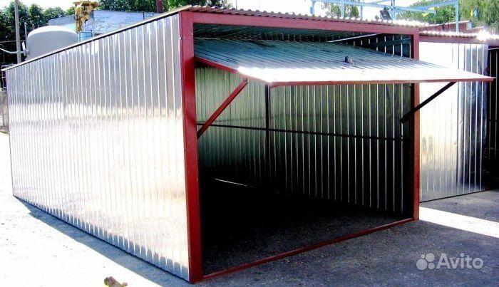 Подъемные ворота для склада цена в Волгореченске