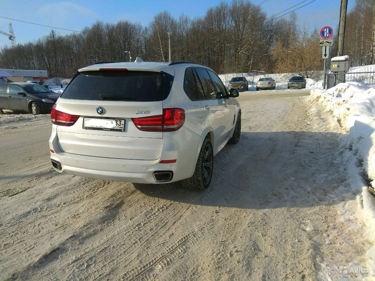 BMW X5, 2015 — фотография №3