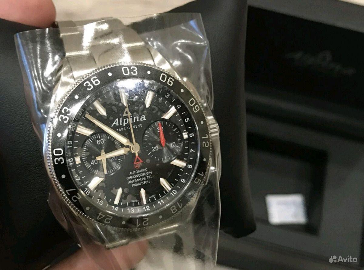 a0dc3aeca325 Часы Швейцарские Alpina AL-860B5AQ6B   Festima.Ru - Мониторинг ...