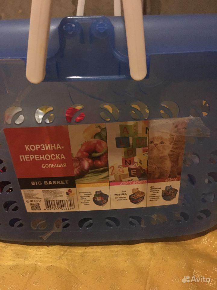 Корзина для перевозки животных - фотография № 2