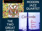 "CD Modern Jazz Quartet ""The Comedy"" ""Concorde"""
