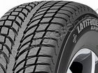 Комплект michelin 225/65/17 Lat Alpin2 lrmic936568