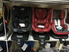 First Class isofix(Jeans) гр.0+ 1 Новое