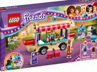 Lego Friends 41129 Парк развлечений фургон с хот