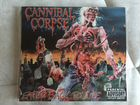 Компакт Диск Cannibal Corpse - Eaten Back to Life
