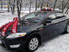 Аренда авто для свадьбы с водителем