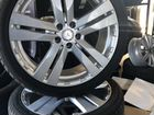 Новые летние колёса Mercedes R20