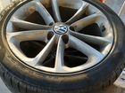 Диски Volkswagen r17 с резиной