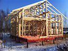 Каркасные дома, строительство под ключ