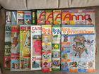Журналы:Всё о рукоделии,Вышивка крестом,Anna,Veren