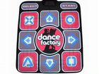 Танцевальный коврик 8 бит