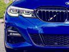 BMW 3 серия 2.0AT, 2019, 9000км