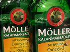 Moller лимон 500 мл омега 3 в наличии