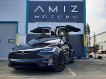 Tesla Model X AT, 2017, 102000км