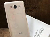 Смартфон Samsung Galaxy J7 (2016) 16 гб / Лыс01