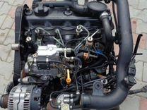 Двигатель Фольксваген 2.0 TDI ауди BKD — Запчасти и аксессуары в Москве