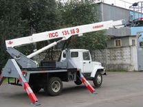 Аренда автовышки 18м, Собственник Казань/Зеленодол