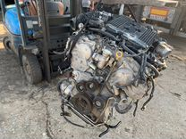 Двигатель VQ37HR 3.7 Infiniti FX37