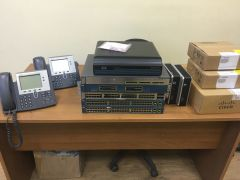 Б/у Cisco 3560, 2970, 3750, ASR - 1 год гарантии