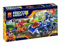 Конструктор Nexo Knights Bela/S Nick аналог Lego