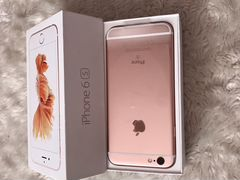 iPhone 6s rose gold 64 Gb Новый