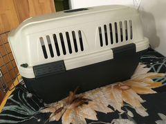 Переноска для кошек и собак мелких пород