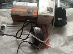 Аквариумный компрессор с фильтром
