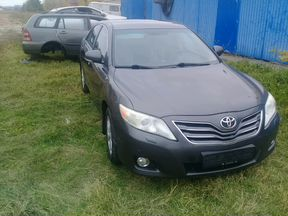 Toyota Camry 2.4AT, 2009 по запчастям