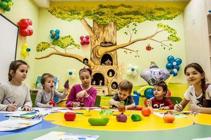 Детский сад, 5 лет работы / Доход 80000 объявление продам