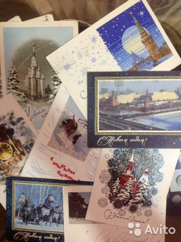 Продажа открыток в твери